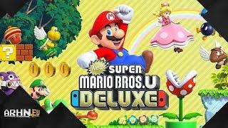 New Super Mario Bros. U Deluxe -- recenzja
