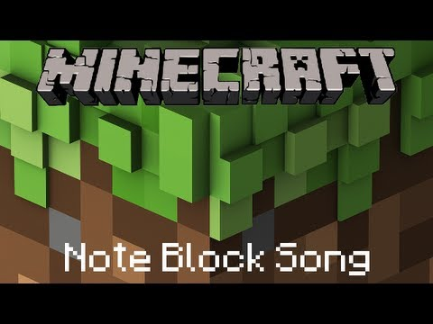 how to make a note block song in minecraft