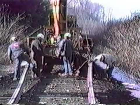 Don Paxton Railroad Video (1987)