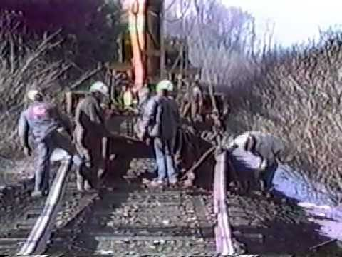 Don Paxton Railroad Video (1987)