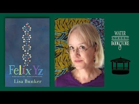 Lisa Bunker at Water Street Bookstore