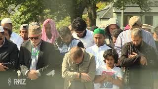 'Symbolic' Friday prayers in Hagley Park