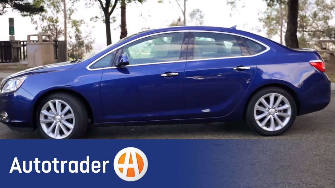 2013 Buick Verano Sedan New Car Review Autotrader Youtube