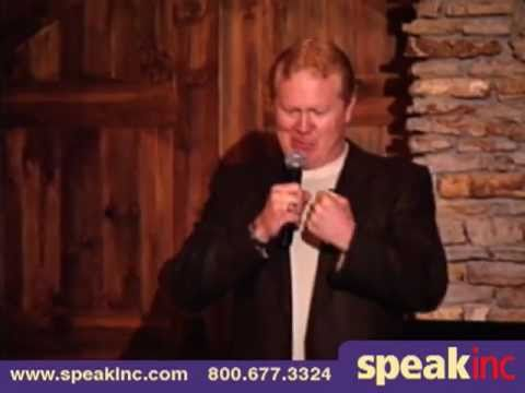 Keynote Speaker: Karl Mecklenburg • Presented by SPEAK Inc.