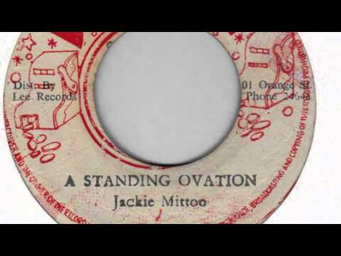 A Standing Ovation   Jackie Mittoo