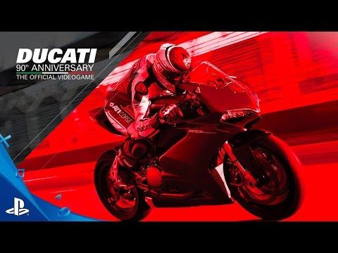 Ducati - 90th Anniversary - E3 2016 Official Launch Trailer | PS4