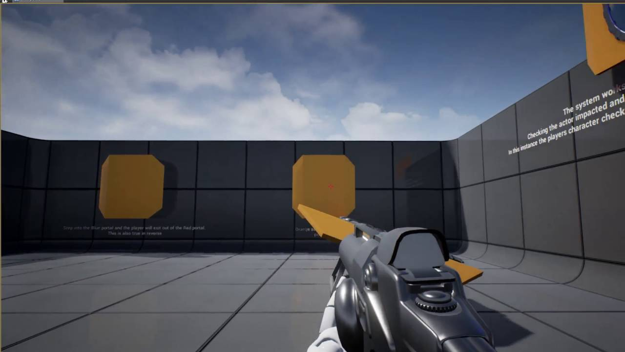 Portal blueprint pack preview youtube portal blueprint pack preview malvernweather Gallery