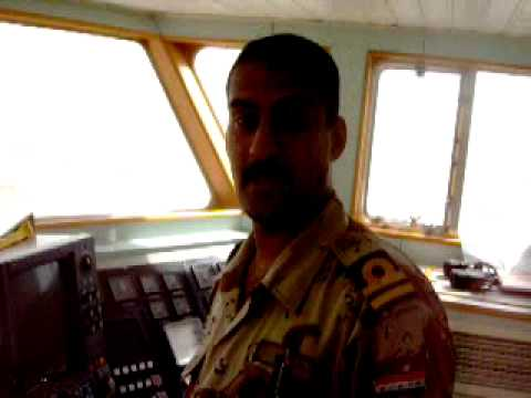My interview with Iraqi Boat Captain in Um Qasr
