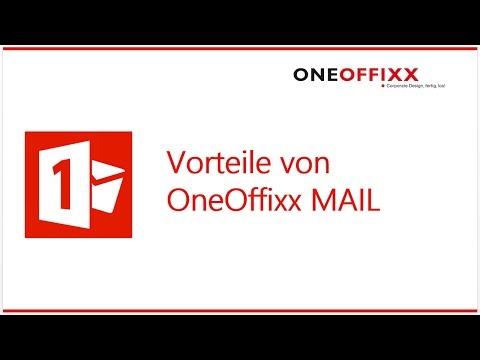 Die Vorteile von OneOffixx MAIL