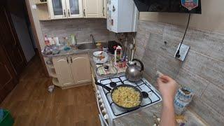 Жаренная Картошка на сале Сергей Гулько