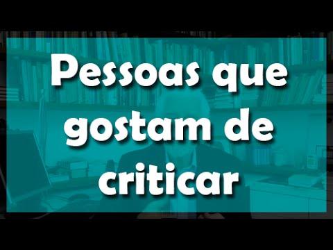 Pessoas Que Gostam De Criticar Flávio Gikovate Youtube