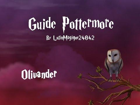 Guide Pottermore // Olivander [FR-HD]