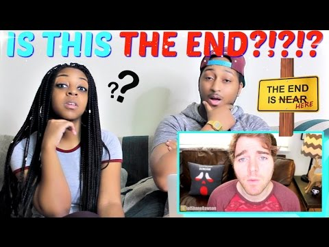 "Shane Dawson ""END OF THE WORLD THEORIES"" REACTION!!!!"