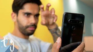 Tu MANO tiene EL PODER: LG G8s REVIEW