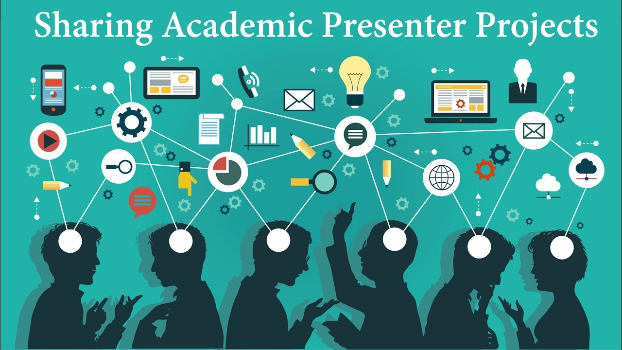 lecture 25 sharing academic presenter projects