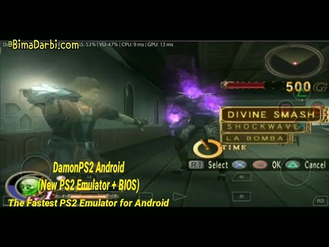 PS2 Android) God Hand | DamonPS2 Pro Android | The Fastest