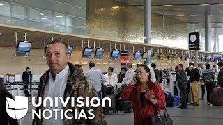 Viajar parados en avión, la propuesta que hace una aerolínea colombiana para bajar sus costos