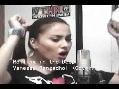 Vanessa Rangadhol - Rolling In The Deep