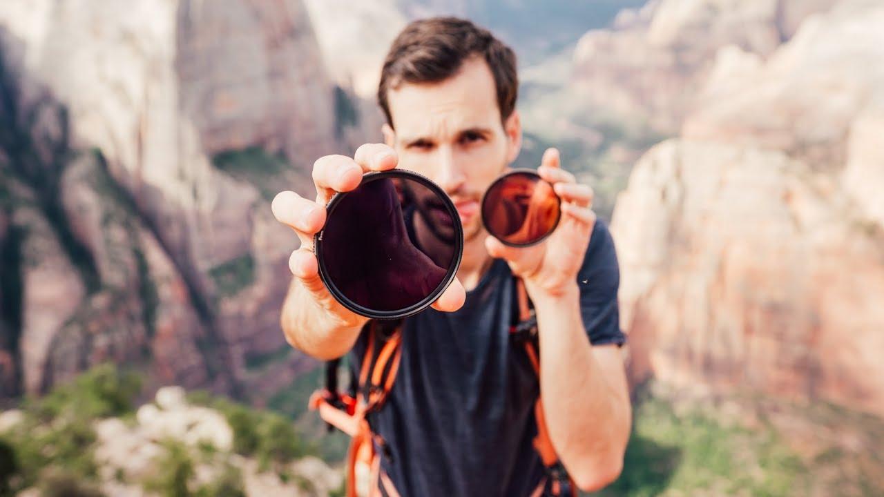 Pourquoi Les Filtres Photo Vont Changer Ta Vie Pour Prendre de Meilleures Photos