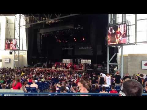 Mastodon - Blasteroid - Live at Toronto Mayhem Festival, July 10 2013