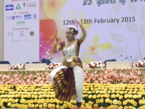Dance on Maa Saraswati Sharde