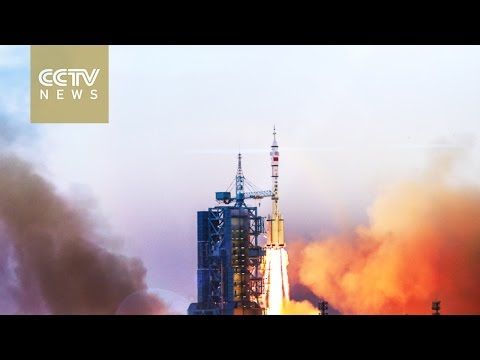 Shenzhou-11 spacecraft: China sends two astronauts into space