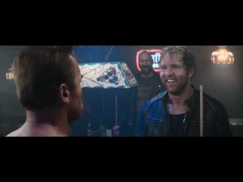 WWE 2K16 Terminator Biker Bar Trailer