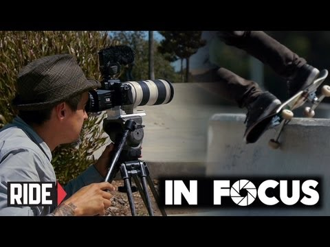 How To: DSLR Custom Settings - Skateboarding Cinematographer Jason Hernandez - In Focus