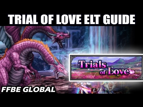 how to clear valentines elitr dungeon ffbe