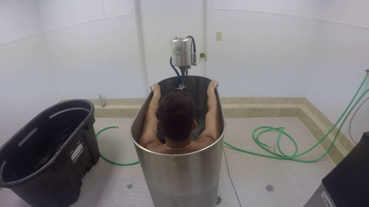 Sports Therapy with Whirlpool Area - YouTube