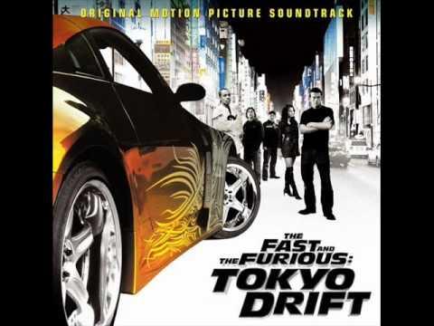There it goTokyo drift soundtrack