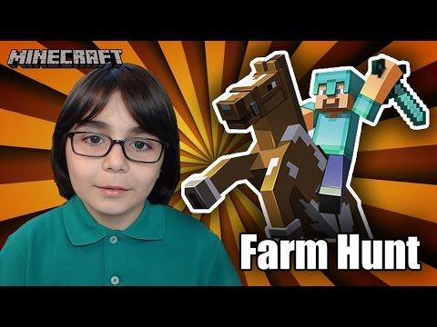 MİNECRAFT'TA PRODAN KATNİSS  !!! - MİNECRAFT FARM HUNT MİNECRAFT'TA ÖLÜ BİTKİLERDEN  EŞYA - Видео онлайн