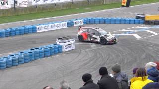Uzzeni Ford Fiesta WRC @ Franciacorta Rally Circuit 2014