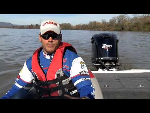 Yamaha Pro Angler Dave Wolak Talks More About V MAX SHO