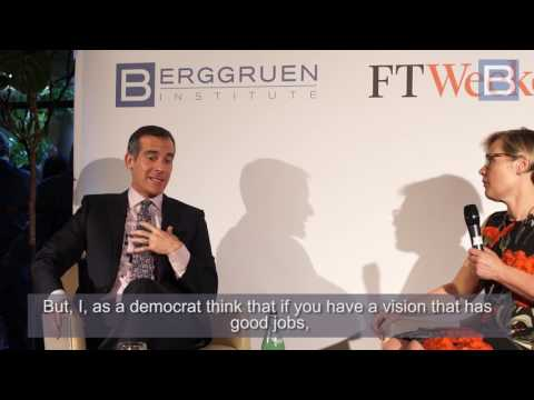 Los Angeles Mayor Eric Garcetti on Our Core American Values