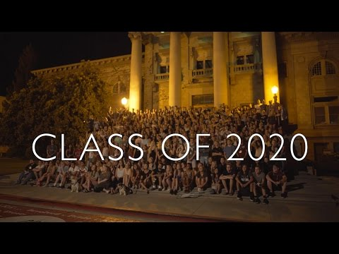 University of Redlands New Student Orientation Week 2016