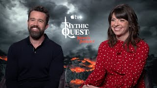 Mythic Quest cast and creators talk games and gamer culture (full interview)