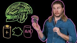 How Acidic is the Xenomorph Blood from ALIEN? (Because Science w/ Kyle Hill)