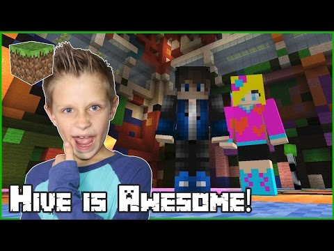 Awesomeness of The HIVE / Minecraft