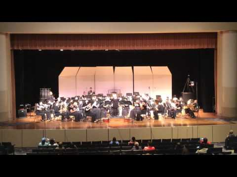 Tapp Middle School 8th grade Symphonic Band LGPE