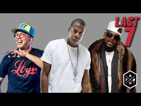 R. Kelly's New Accuser, JayZ's Streaming War  LAST 7