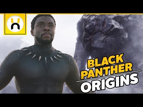 The Origins of Black Panther in the MCU