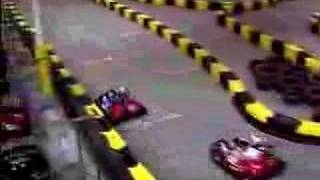 Giant Indoor Go Kart Track Corona California