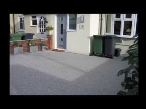 Outdoor Resin Bound Driveway - Approved SureSet Professionals Hertfordshire