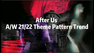 After Us    AW 2122 Theme Pattern Trend | POP Fashion