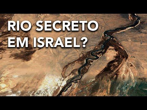 Rio Secreto Em Israel? Coronavírus, Acordo Do Século - Notícias De Israel, 26 De Janeiro De 2020