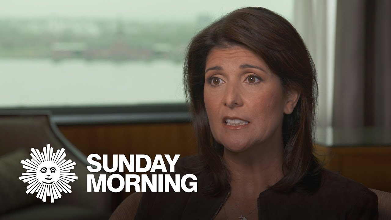 Nikki Haley: I was asked by Cabinet members to take sides against ...