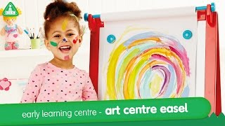 Early Learning Centre Wooden Art Centre Easel