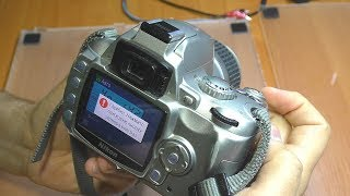 Выпадает в ошибку затвора / Ремонт зеркалки Nikon D40