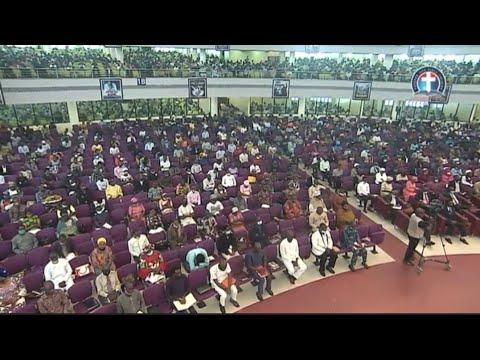Sunday Worship Service (27/09/20) @ Gbagada Hq With Pastor Kumuyi